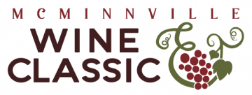 mcminnville wine classic wine competition logo