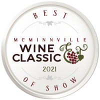 McMinnville Wine Classic Wine Competition Best of Show