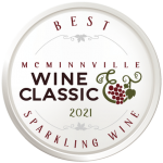 McMinnville Wine Classic Wine Competition Best Sparkling Wine