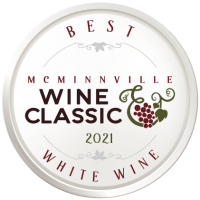 McMinnville Wine Classic Wine Competition Best White Wine