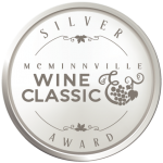 McMinnville Wine Classic Wine Competition Silver