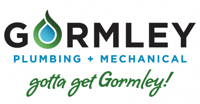 gormley plumbing and mechanical logo