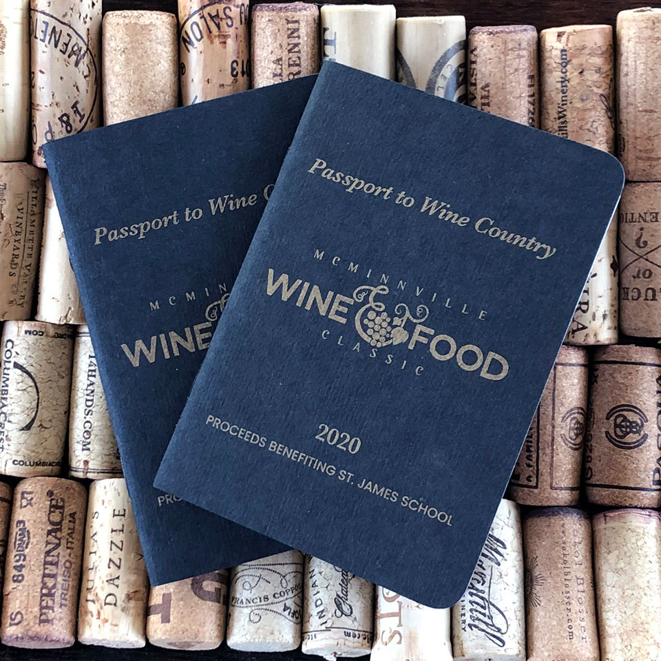MWFC Passport to Wine Country 2020